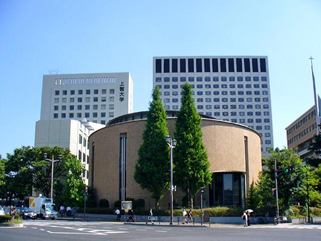 上智 大学 ロヨラ